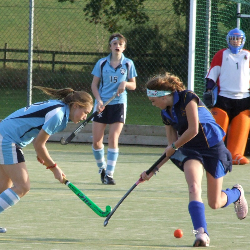 Glenalmond College Girls Hockey Team