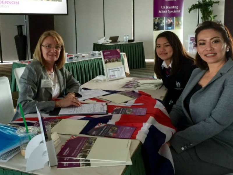 UK Boarding School Information Day Abu Dhabi