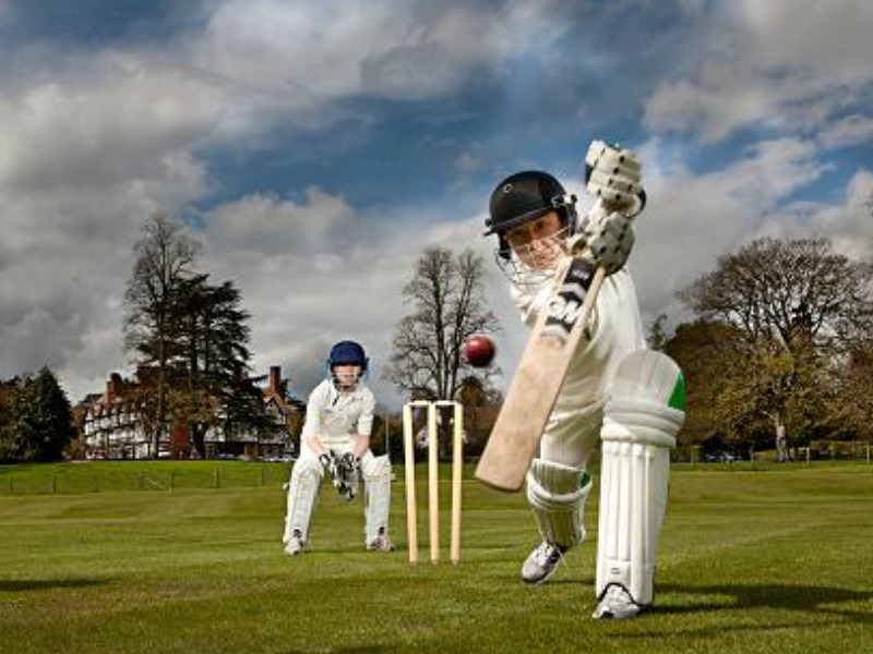 cricket is played in the summer term at boarding schools